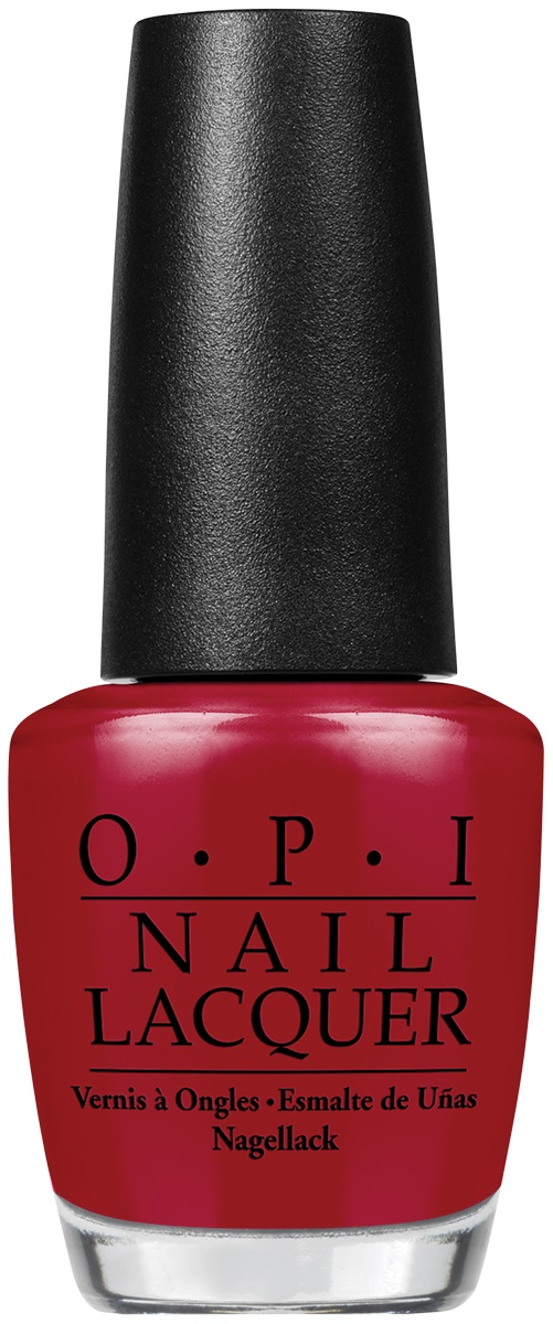 OPI Лак для ногтей Got the Mean Reds / Classic Collection 15мл
