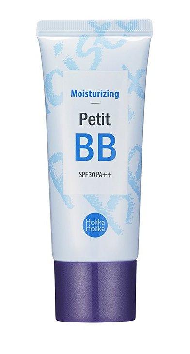 Купить HOLIKA HOLIKA ББ крем для лица Петит ББ Увлажнение SPF 30 PA++ / Petit BB Moisturising 30 мл