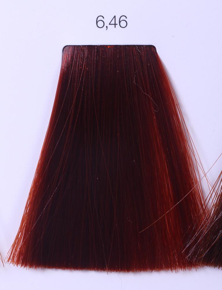 LOREAL PROFESSIONNEL 6.46 краска для волос / ИНОА ODS2 60грКраски<br>INOA - первый краситель, позволяющий достичь желаемых результатов окрашивания, окрашивать тон в тон, осветлять волосы на 3 тона, идеально закрашивает седину и при этом не повреждает структуру волос, поскольку не содержит аммиака. Получить стойкие, насыщенные цвета позволяет инновационная технология Oil Delivery System (ODS) система доставки красителя при помощи масла. Благодаря удивительному действию системы ODS при нанесении, смесь, обволакивая волос, как льющееся масло, проникает внутрь ткани волос, чтобы создать безупречный цвет. Уникальность системы ODS состоит также в ее умении обогащать структуру волоса активными защитными элементами, который предотвращает повреждения и потерю цвета.  После использования красителя окислением без аммиака Inoa 4.20 от LOreal Professionnel волосы приобретают однородный насыщенный цвет, выглядят идеально гладкими, блестящими и шелковистыми, как будто Вы сделали окрашивание и ламинирование за одну процедуру.  Способ применения: Приготовьте смесь из красителя Inoa ODS 2 и Оксидента Inoa ODS 2 в пропорции 1:1. Нанесите смесь на сухие или влажные волосы от корней к кончикам. Не добавляйте воду в смесь! Подержите краску на волосах 30 минут. Затем тщательно промойте волосы до получения чистой, неокрашенной воды.<br><br>Цвет: Корректоры и другие<br>Типы волос: Для всех типов