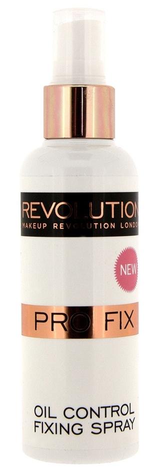 Купить MAKEUP REVOLUTION Спрей для фиксации макияжа / OIL CONTROL FIXING SPRAY