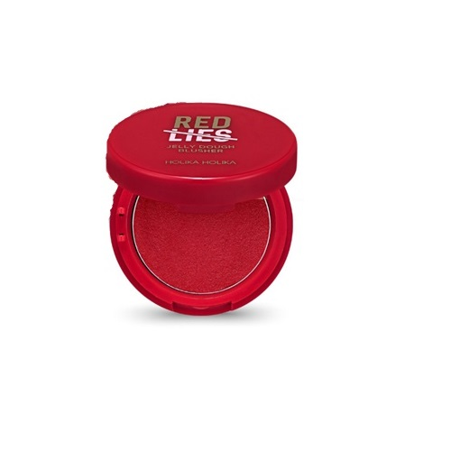 HOLIKA HOLIKA Румяна желейные Холидэй Джелли, 05 красный / Holiday Jelly Dough Blusher ruby 6 г