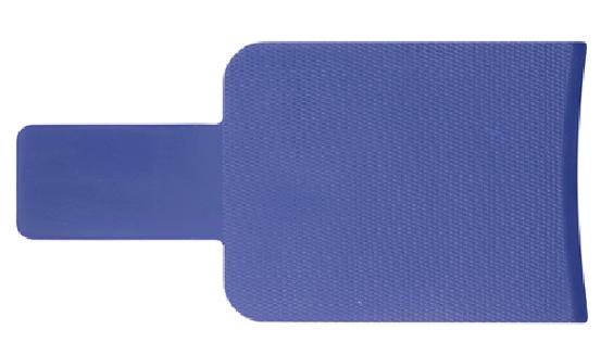 Купить SIBEL Лопатка для окрашивания, синяя