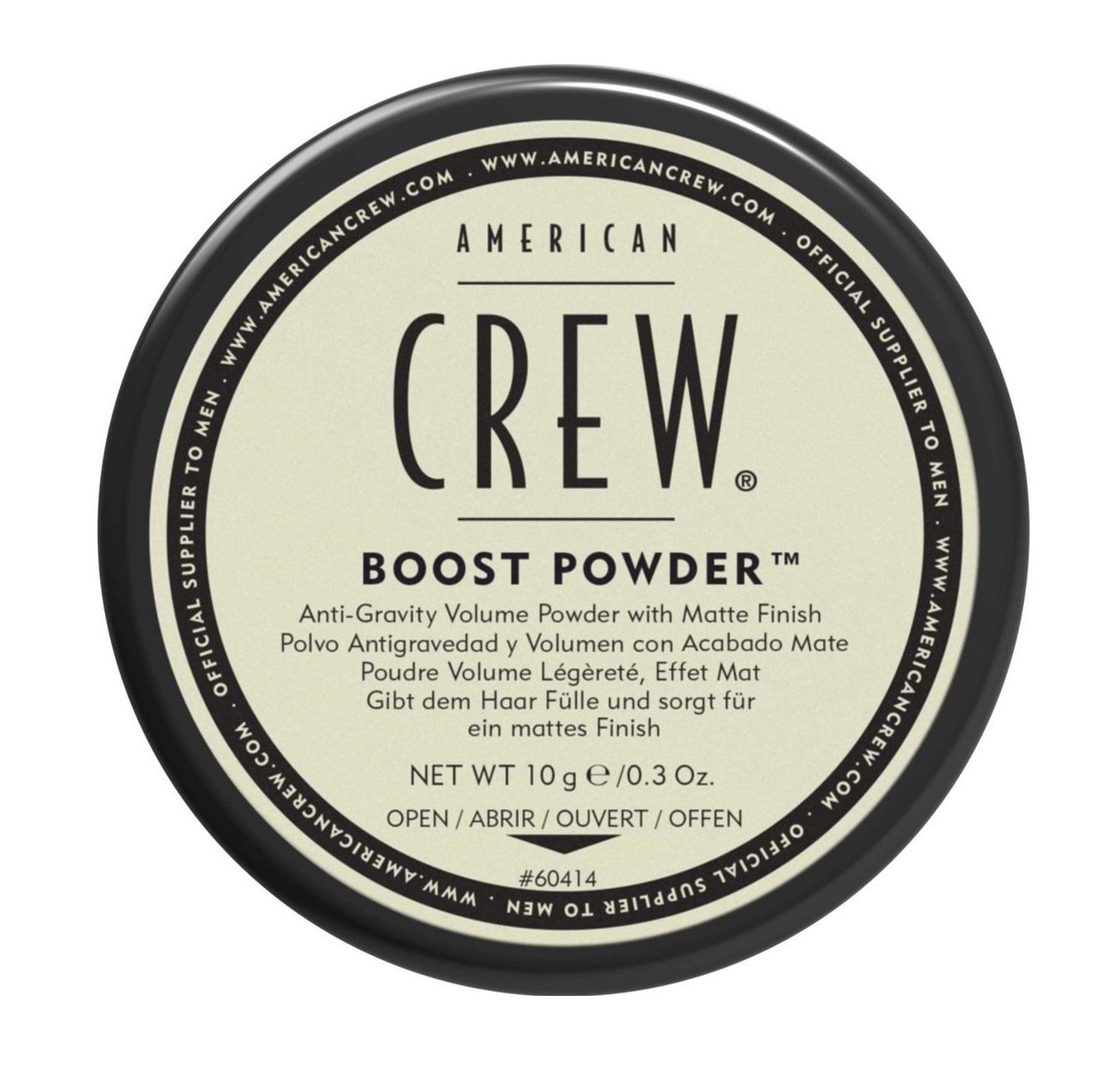 AMERICAN CREW Пудра для объема волос, для мужчин / Boost Powder 10 г