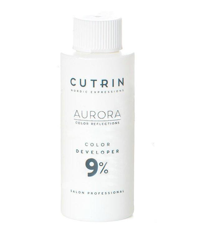 CUTRIN Окислитель 9 % / AURORA 60 мл.