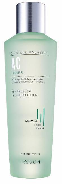 It'S SKIN Тонер для проблемной кожи Клиникал Солюшн / Clinical Solution AC Toner 150 мл