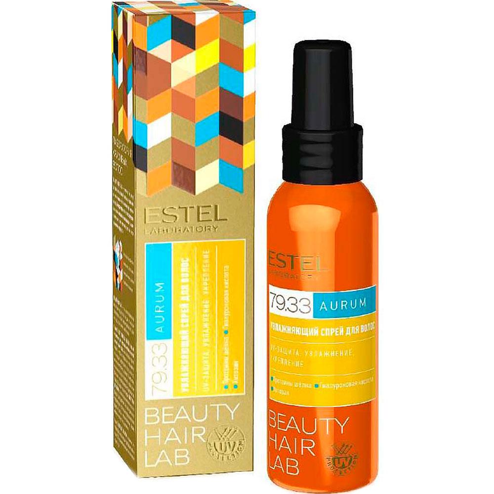 ESTEL PROFESSIONAL Спрей увлажняющий для волос / BEAUTY HAIR LAB AURUM 100 мл масла estel драгоценное масло для волос estel beauty hair lab aurum 100 мл