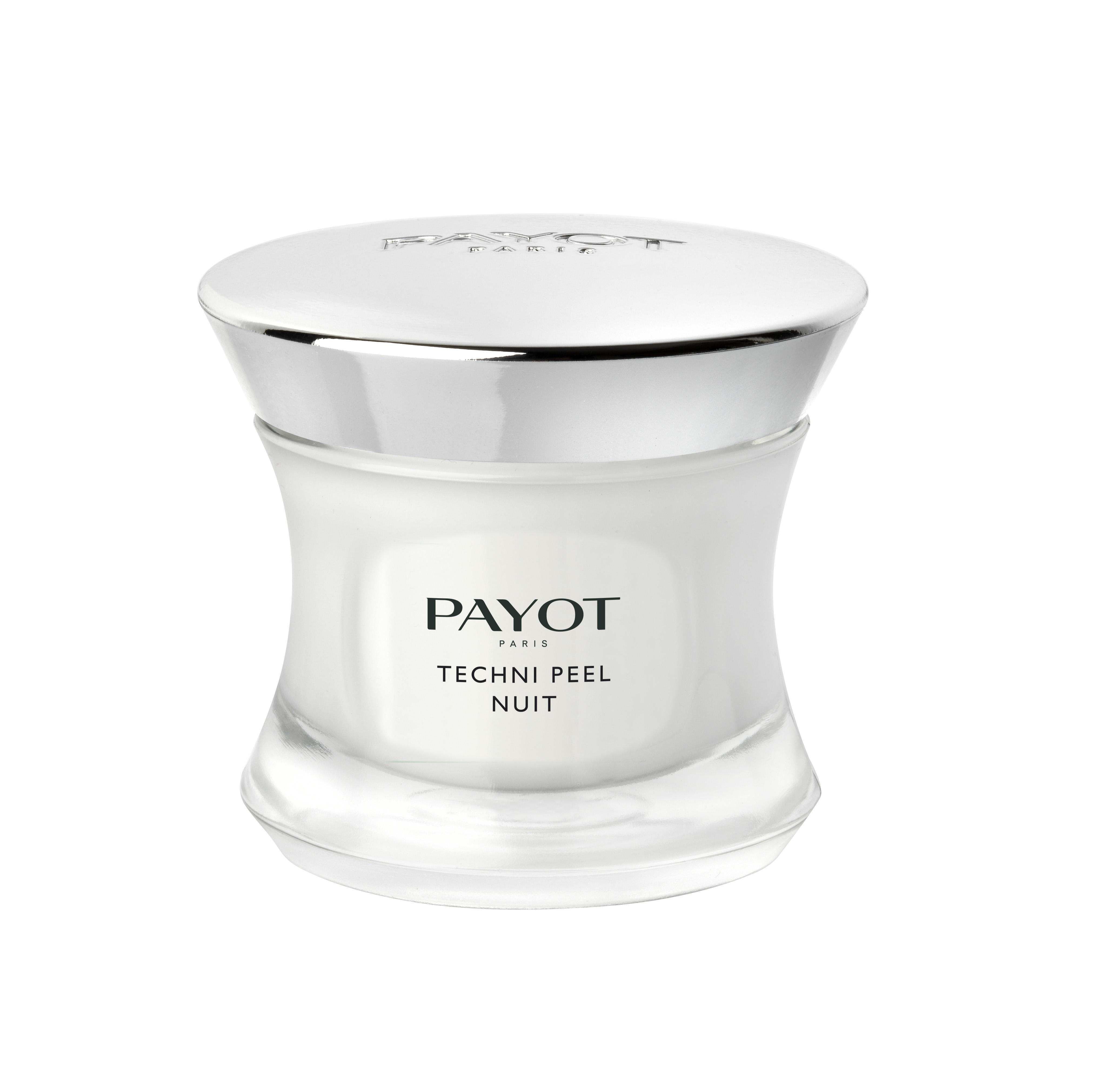 PAYOT Крем-скраб ночной восстанавливающий / TECHNI LISS 50 мл