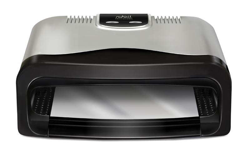 RuNail Прибор ультрафиолетового излучения 54 Вт, мод. SM-609