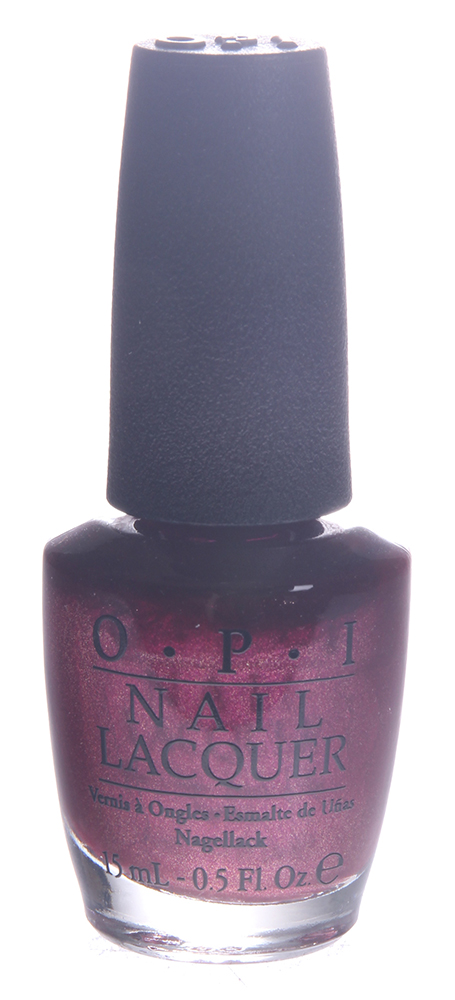 OPI Лак для ногтей Cute Little Vixen OPI / HOLIDAY MARIAH CAREY 15мл