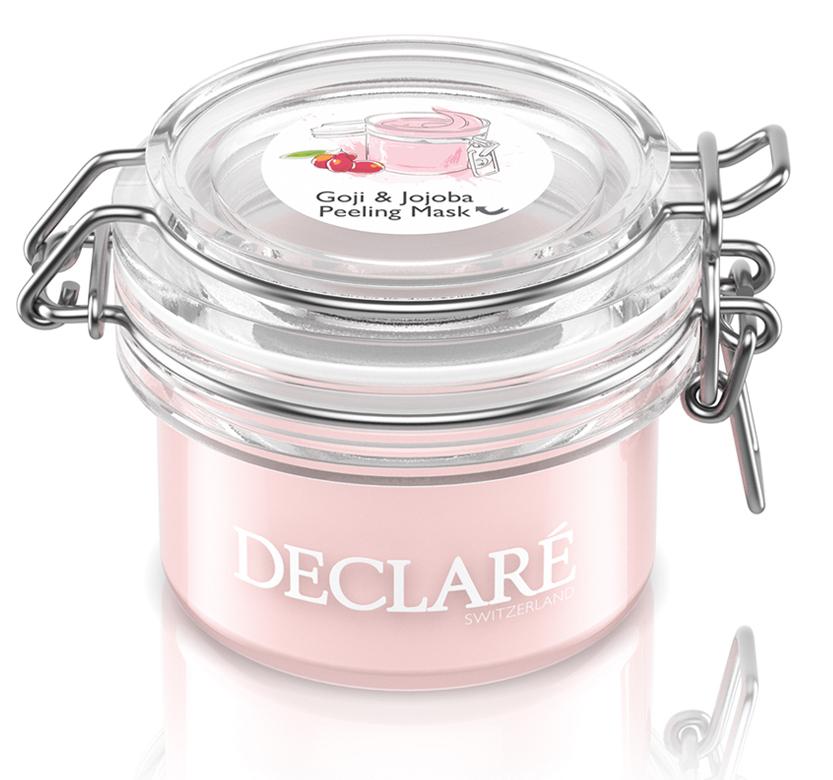 Купить DECLARE Маска-пилинг с жожоба и ягодами годжи / Goji & Jojoba Peeling Mask 50 мл