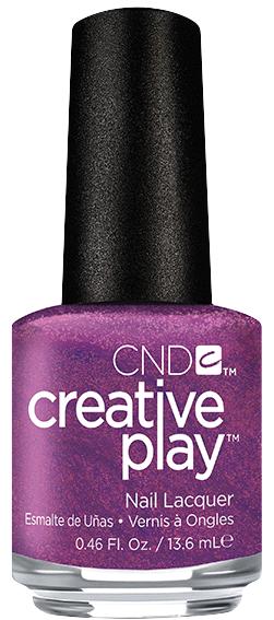 CND 444 лак для ногтей / Raisin Eyebrows Creative Play 13,6 мл