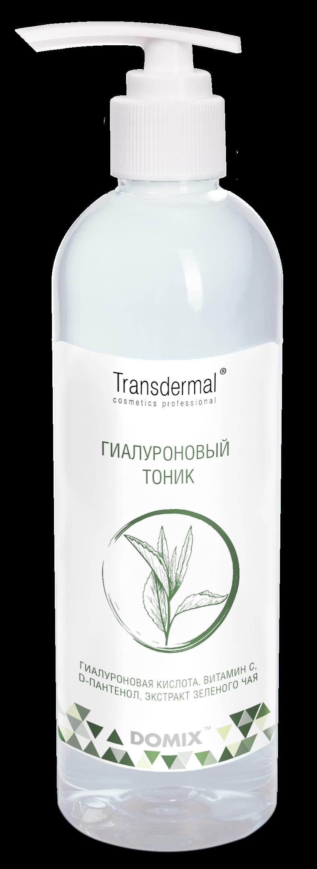 DOMIX Тоник гиалуроновый для лица / Transdermal Cosmetics 250 мл