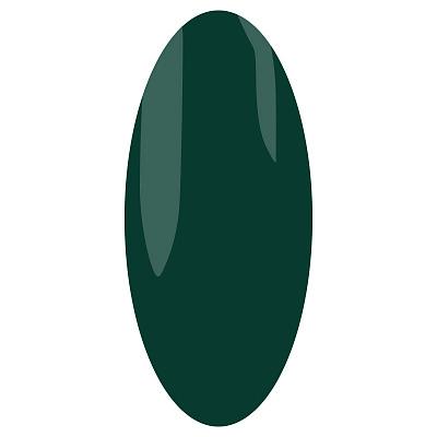 Купить IRISK PROFESSIONAL 196 гель-лак для ногтей / Elite Line 10 мл, Зеленые