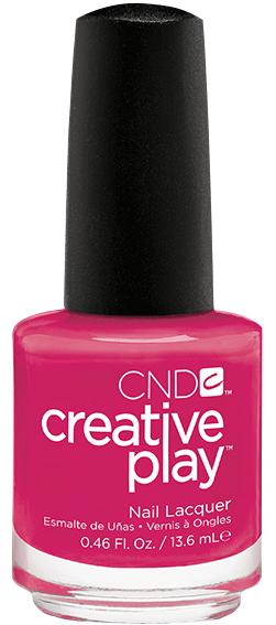 CND 500 лак для ногтей / Fuchsia Fling Creative Play 13,6 мл