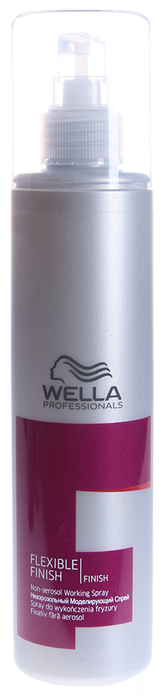 WELLA ����� ������������� ������������ / Flexible Finish FINISH 250��~