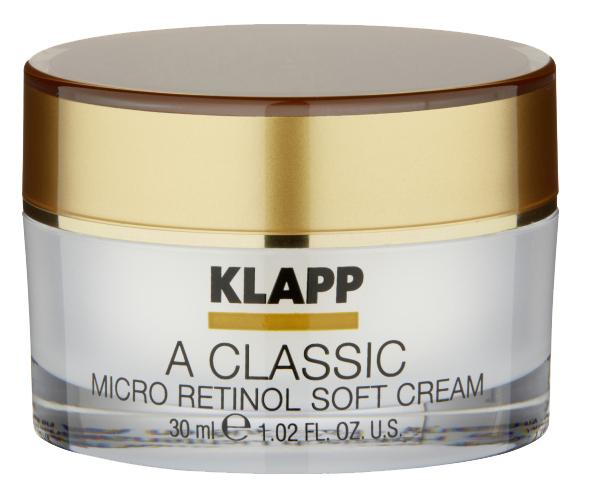 Купить KLAPP Крем-флюид для лица Микроретинол / A CLASSIC 30 мл