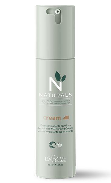 LEVISSIME Крем увлажняющий и восстанавливающий / Naturals Cream 50 мл фото