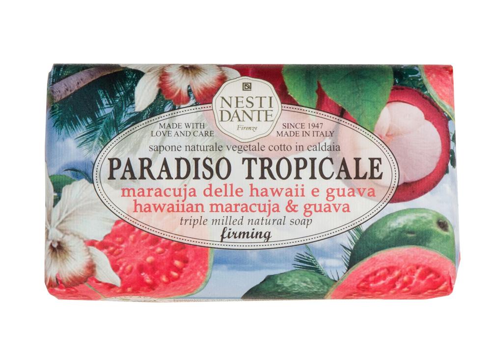 NESTI DANTE Мыло Гуава и маракуя / Maracuja delle Hawaii & Guava 250 г