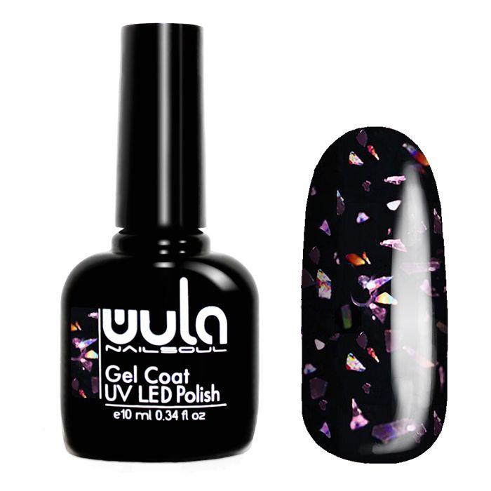 Купить WULA NAILSOUL 620 гель-лак для ногтей / Wula nailsoul Glitter Rain 10 мл
