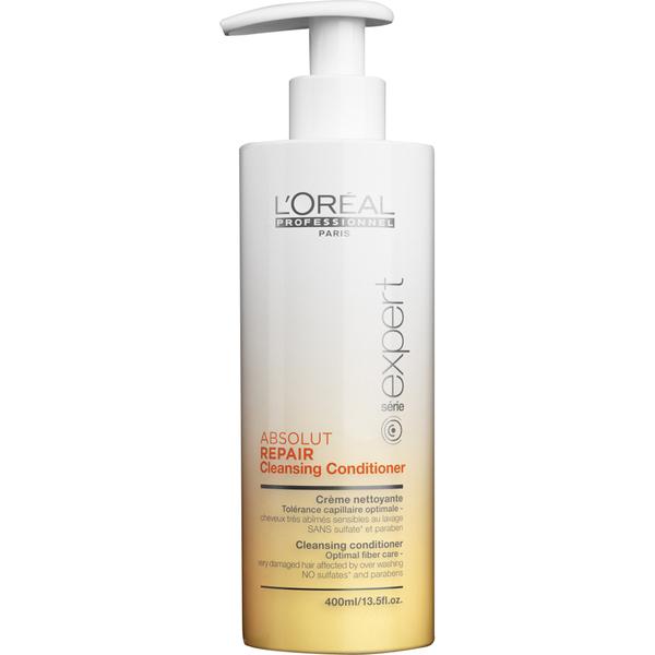 LOREAL PROFESSIONNEL Кондиционер очищающий для поврежденных волос / СЭ АБС ЛИПИДИУМ 400 мл