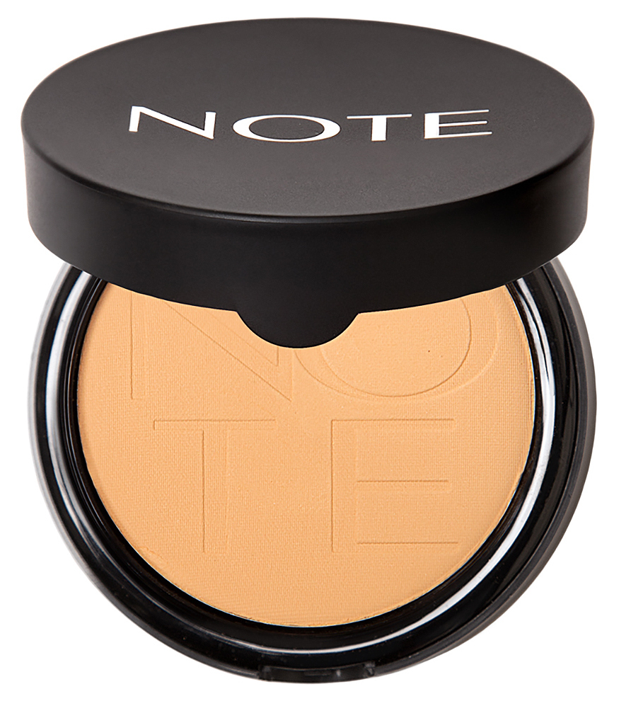 Купить NOTE Cosmetics Пудра компактная с эффектом сияния 05 / LUMINOUS SILK COMPACT POWDER 10 г