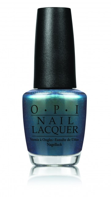 OPI Лак для ногтей This Colors Making Waves / Hawaii Collection 15млЛаки<br>This Color s Making Waves - океанический синий &amp;#40;металлик&amp;#41;.<br><br>Цвет: Синие<br>Виды лака: Металлик