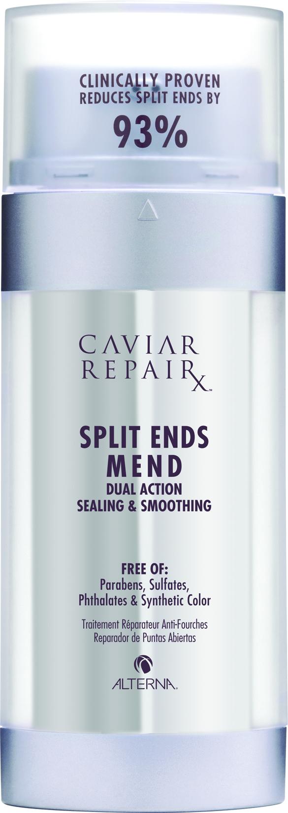 ALTERNA Сыворотка двухфазная, восстановление секущихся кончиков волос / RepairX Split Ends Mend CAVIAR 30 мл