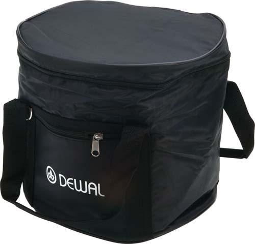 Dewal professional сумка для парикмахерских инструментов, полимерный материал, черная 27х23х25,5 см