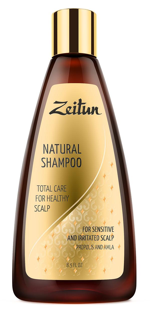 Купить ZEITUN Шампунь для волос Комплексный уход для здоровья кожи головы 250 мл