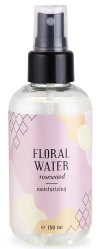 HUILARGAN Вода флоральная Розовое дерево, увлажнение кожи 150 мл - Тоники
