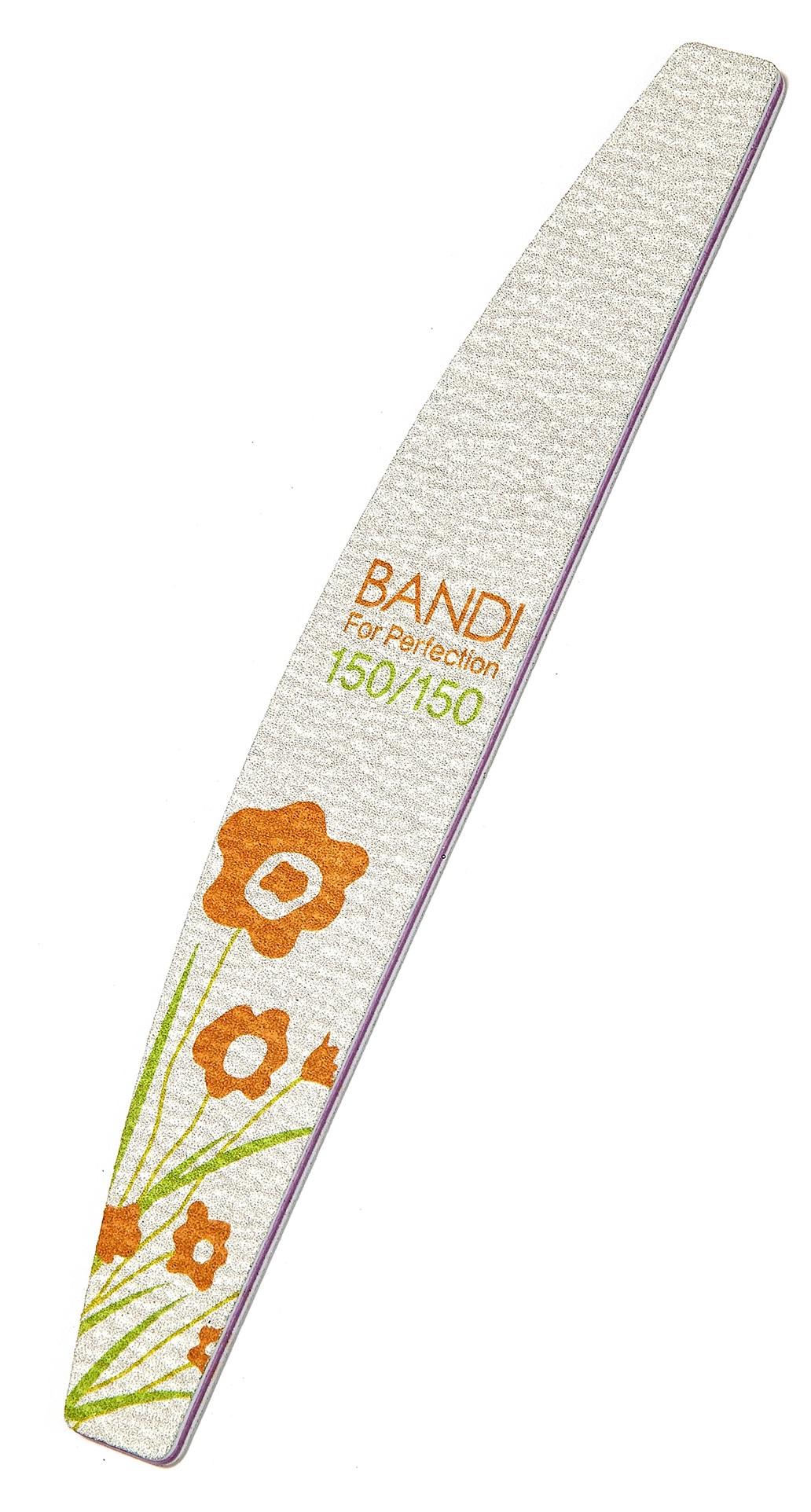 BANDI Пилочка для ногтей 150/150 / FILE 1 шт фото