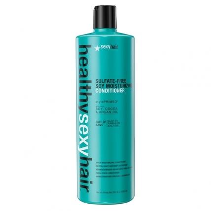 SEXY HAIR Кондиционер на соевом молоке для обычных и окрашенных волос / HEALTHY 1000 мл