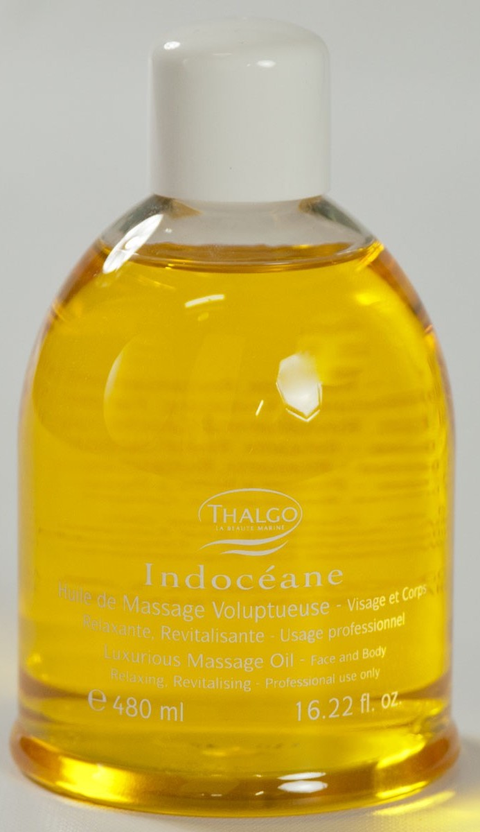 "THALGO ��������� ����� ""��������"" / Indoceane Luxurious Massage Oil 480��"