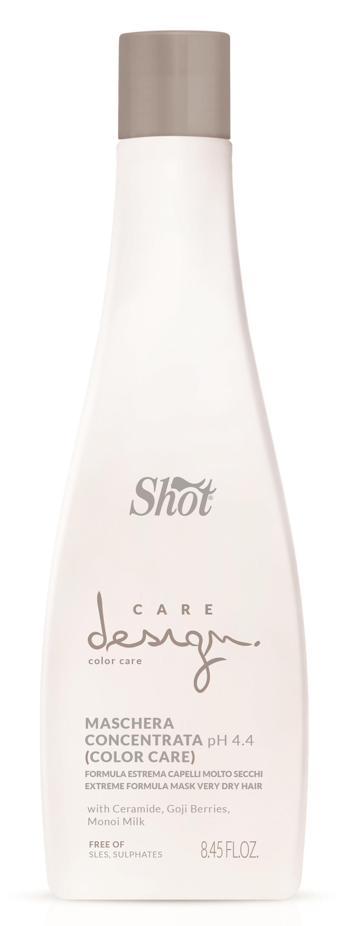 Купить SHOT Маска-концентрат для окрашенных волос / Care Design 250 мл