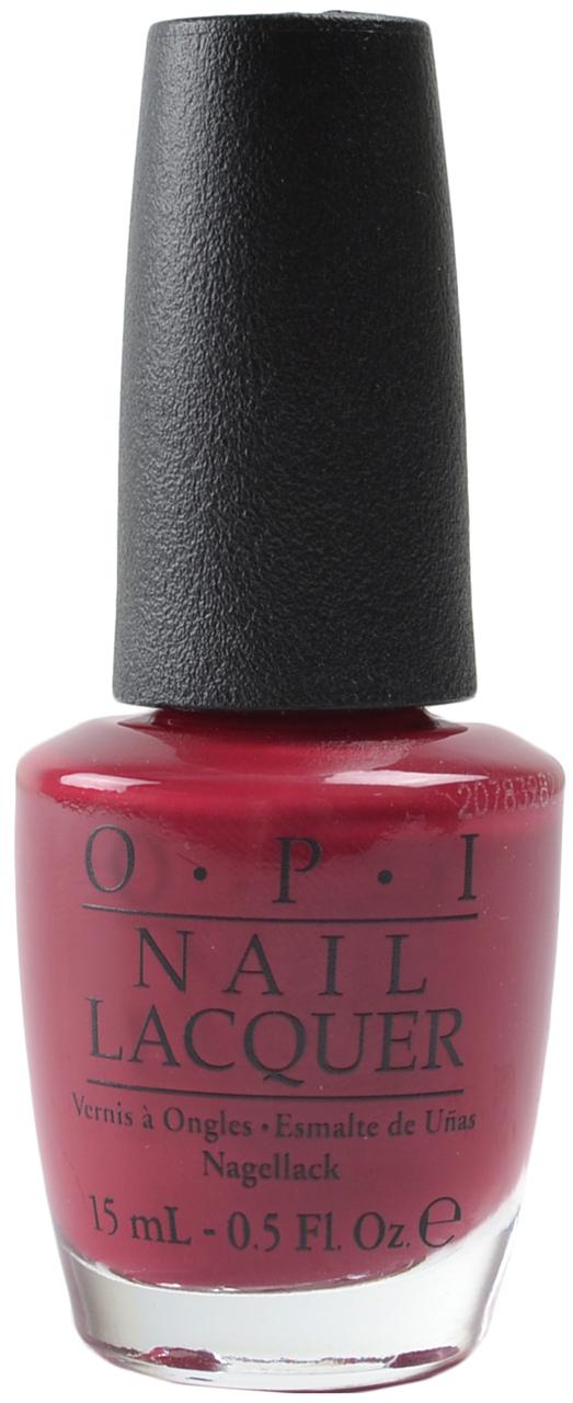 OPI Лак для ногтей Just Beclaus / HOLIDAY 15млЛаки<br>Just BeClaus - розовато-лиловый<br><br>Цвет: Фиолетовые<br>Виды лака: Глянцевые