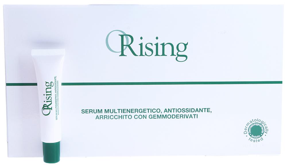 ORISING Сыворотка мультиэнергетическая антиоксидант 6*15 мл