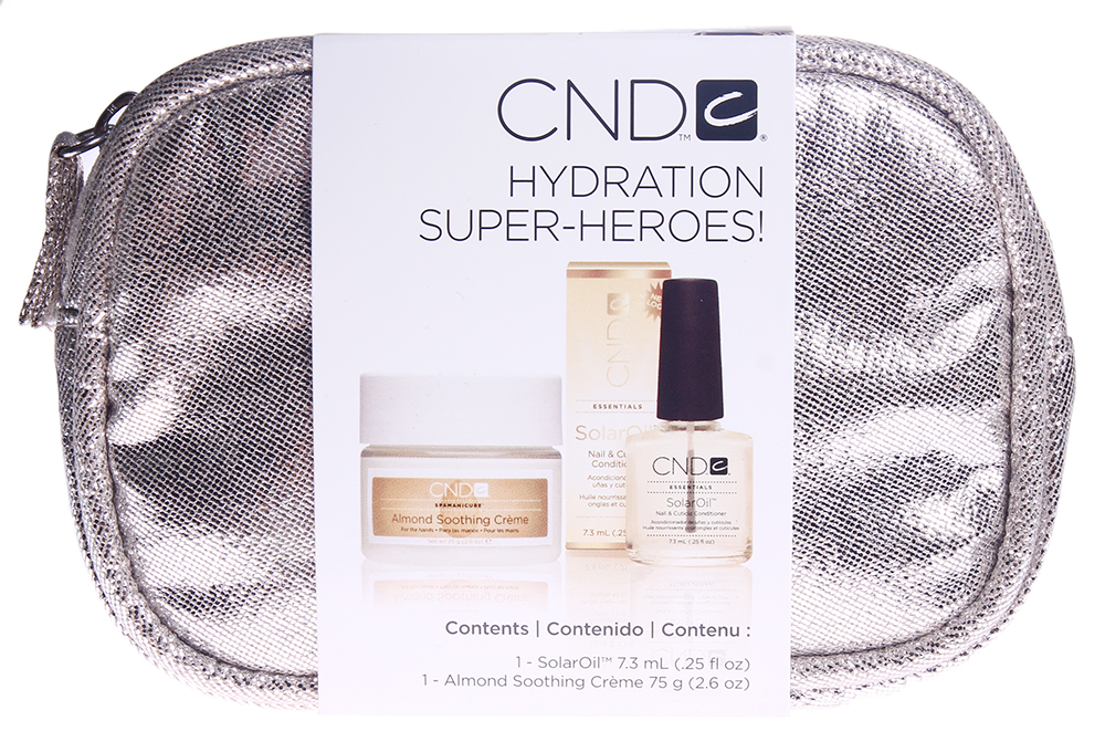 CND ����� ���������� / Hydration Super-Heroes Kit
