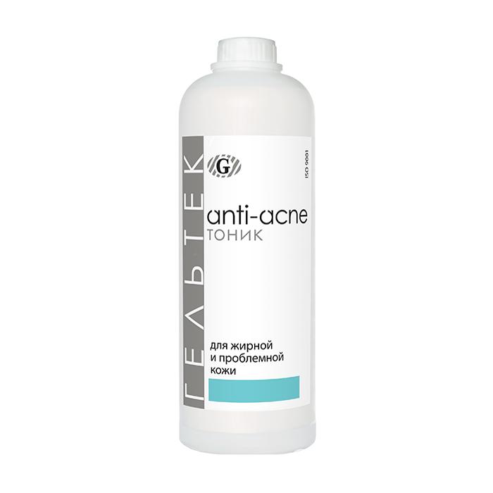 Купить ГЕЛЬТЕК Тоник для жирной и проблемной кожи / Anti-acne 1000 г