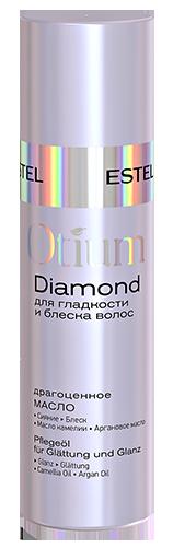 ESTEL PROFESSIONAL Масло драгоценное для гладкости и блеска волос / OTIUM DIAMOND 100 мл -  Масла