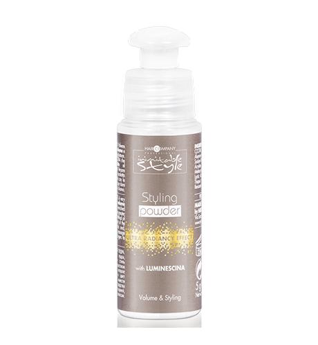 HAIR COMPANY Пудра моделирующая / INIMITABLE STYLE Styling Powder 5 г