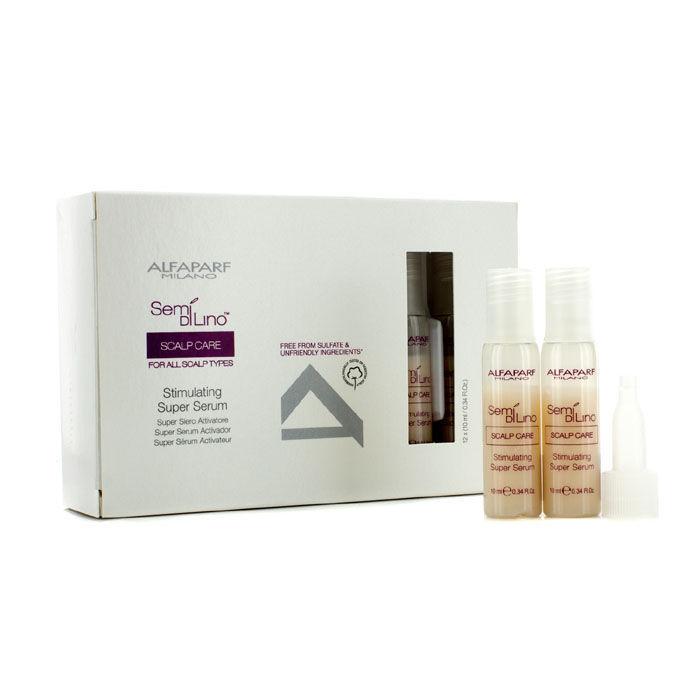 ALFAPARF MILANO Сыворотка супер стимулирующая для кожи головы / SDL SCALP STIMULATING SUPER SERUM 12*10мл