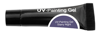 CND Гель-краска УФ / OH UV-Painting Gel Starry Night 5мл хондроитин 5% 30г гель
