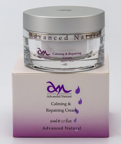 ADVANCED NATURAL ���� ������������� ����������� / Calming & Repairing Cream 50��