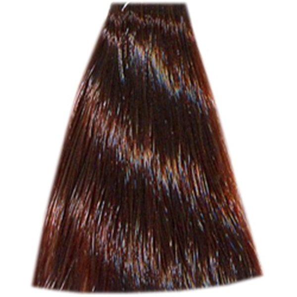HAIR COMPANY 8.52 краска для волос / HAIR LIGHT CREMA COLORANTE 100млКраски<br>8.52 Светло-русый махагон ирис. Hair Light Crema Colorante   профессиональный перманентный краситель для волос, содержащий в своем составе натуральные ингредиенты и в особенности эксклюзивный мультивитаминный восстанавливающий комплекс. Минимальное количество аммиака позволяет максимально бережно относится к структуре волоса во время окрашивания. Содержит в себе растительные экстракты вытяжку из арахиса, лецитин, витамин А и Е, а так же витамин С который является природным консервантом цвета. Применение исключительно активных ингредиентов и пигментов высокого качества гарантируют получение однородного, насыщенного, интенсивного и искрящегося оттенка. Великолепно дает возможность на 100% закрасить даже стекловидную седину. Наличие 6-ти микстонов, а так же нейтрального бесцветного микстона, позволяет достигать получения цветов и оттенков. Способ применения: смешать Hair Light Crema Colorante с Hair Light Emulsione Ossidante в пропорции 1:1,5. Время воздействия 30-45 мин.<br><br>Вид средства для волос: Стойкая<br>Класс косметики: Профессиональная<br>Типы волос: Для всех типов