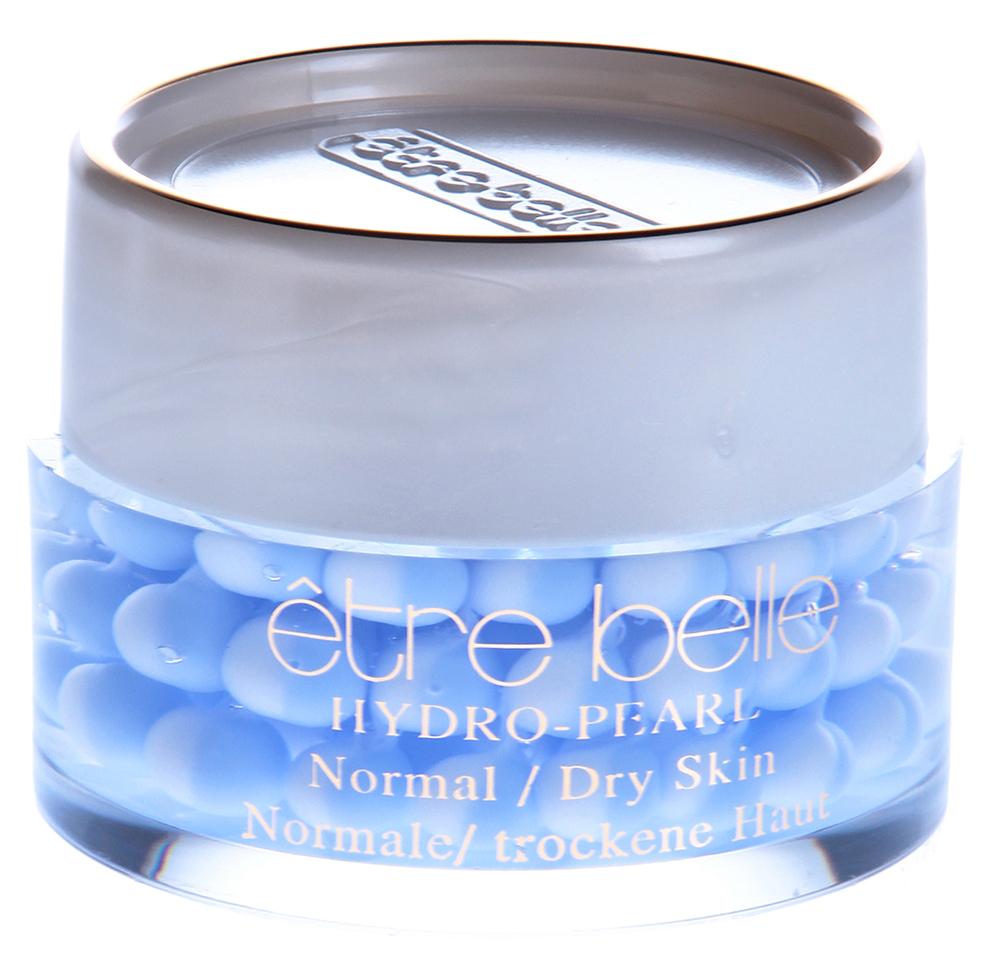 ETRE BELLE Увлажняющий жемчуг для нормальной и сухой кожи / Hydro Pearl for Normal/Dry Skin 50 млКонцентраты<br>Увлажняющий жемчуг  для нормальной и сухой кожи (Hydro Pearl for Normal/Dry Skin) Purewhite от Еtre Вelle Cosmetics   это высокотехнологичный препарат, предназначенный для ухода за сухой и нормальной кожей.&amp;nbsp; Активные ингредиенты: Алоэ Вера, ультрафиолетовые фильтры, бифидобактерии, витамин Е, экстракт горечавки, экстракт розового муската, мукополисахариды, гиалуроновую кислоту.&amp;nbsp; Способ применения: Вечером и утром нанести  Увлажняющий жемчуг  для нормальной и сухой кожи (Hydro Pearl for Normal/Dry Skin) Purewhite от Еtre Вelle Cosmetics тонким слоем на предварительно очищенную кожу. За один раз использовать не более одной капсулы.<br><br>Вид средства для лица: Увлажняющий