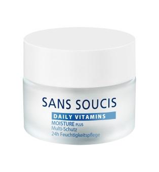Купить SANS SOUCIS Крем витаминизирующий увлажняющий мультизащитный для 24 часового ухода / DAILY VITAMINS MOISTURE 50 мл