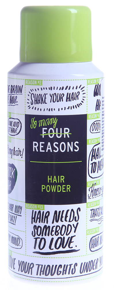 KC PROFESSIONAL ������� ����� ��� ����� / Hair Powder FOUR REASONS 250��