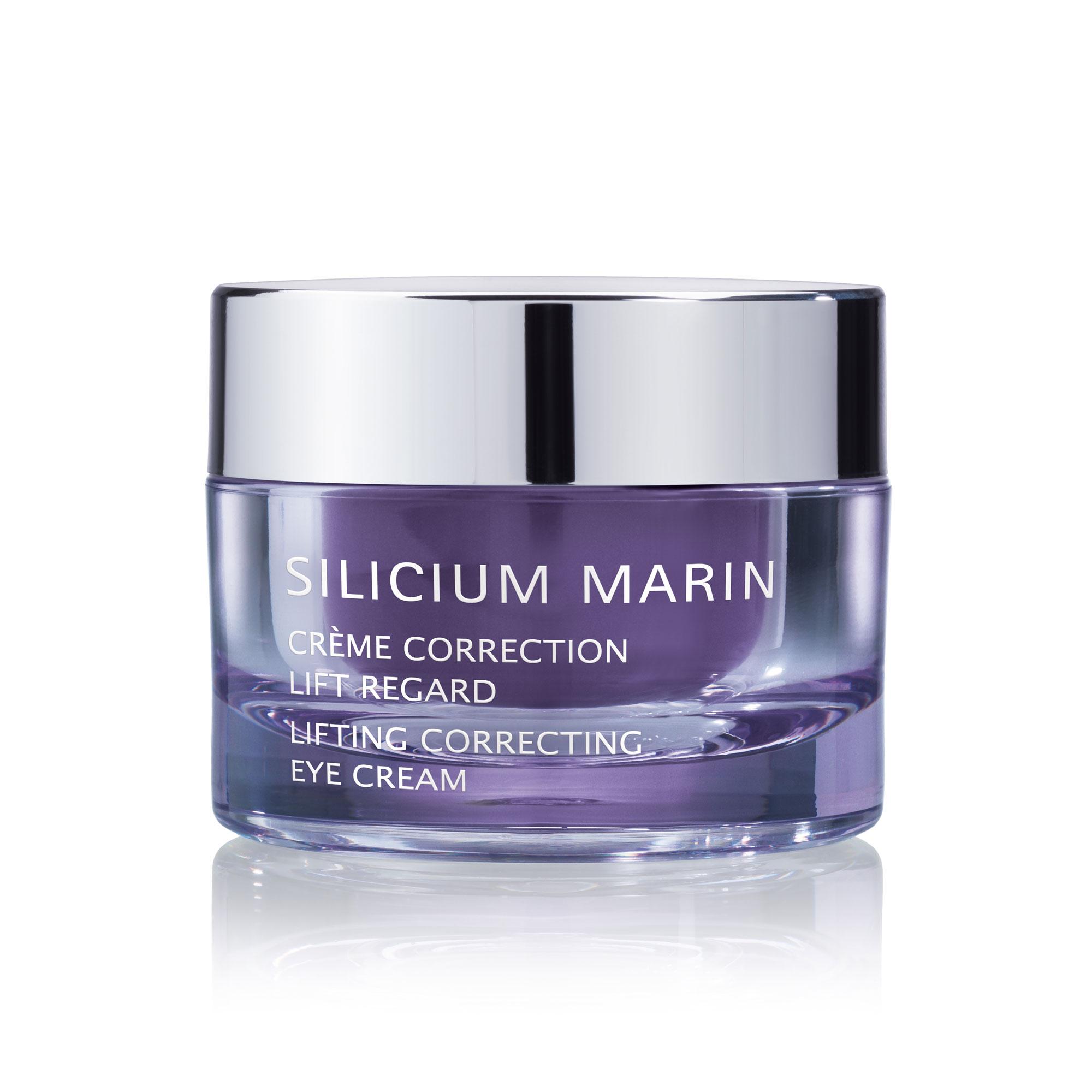 THALGO Крем с кремнием, с эффектом лифтинга для кожи вокруг глаз / Silicium Eye Cream 15 мл declare восстанавливающий гель для кожи вокруг глаз с массажным эффектом perfect eye fluid 15 мл