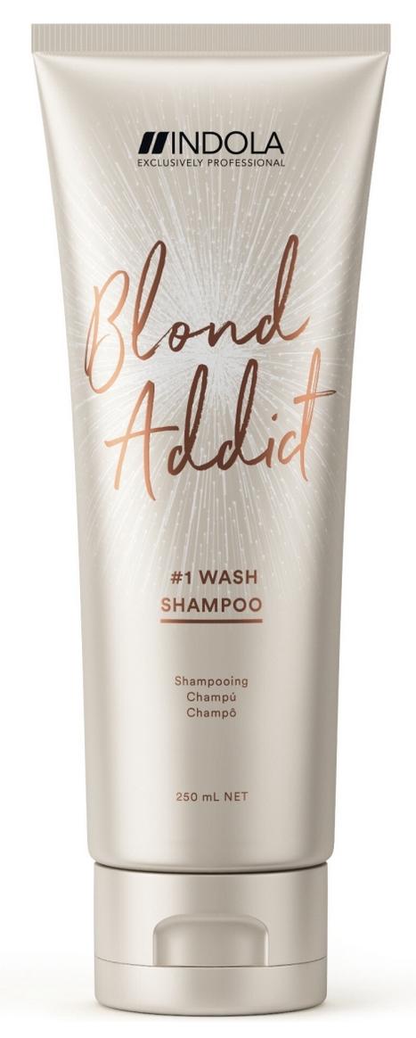 Купить INDOLA Шампунь для всех типов волос / Blond Addict 250 мл