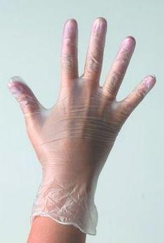 ЧИСТОВЬЕ Перчатки виниловые неопудренные М ViniMax 100 шт - Перчатки